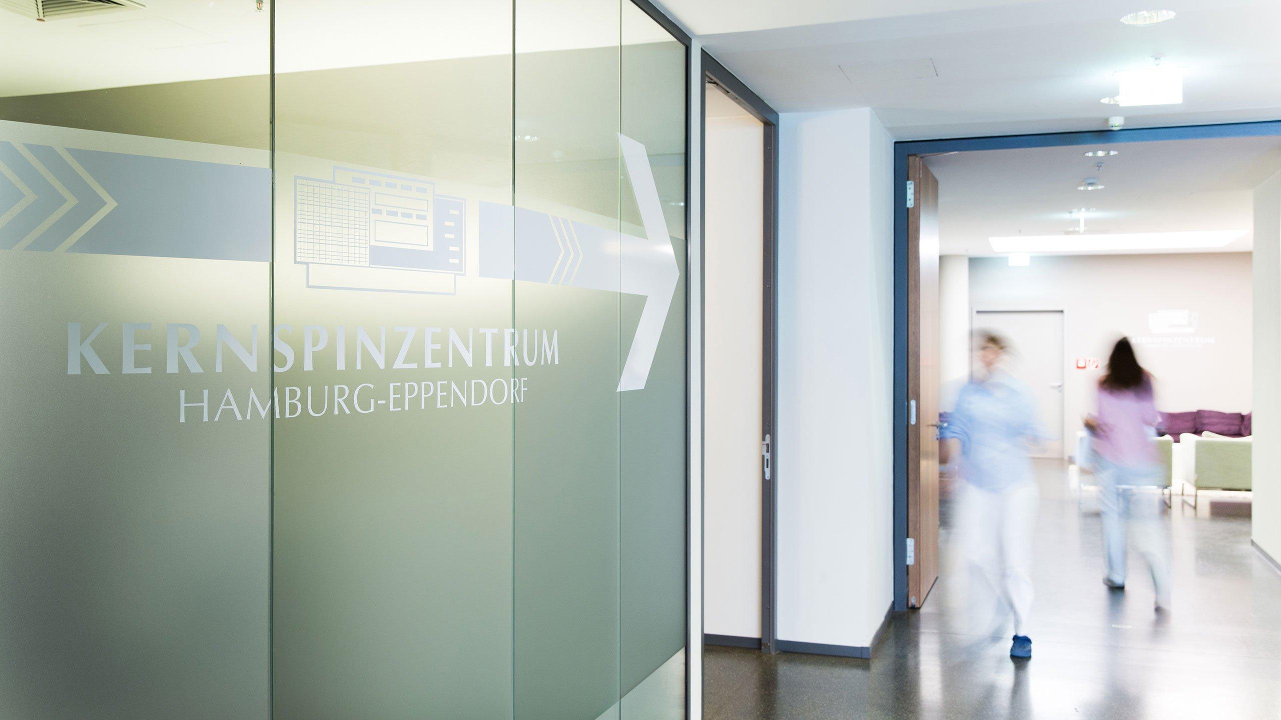 Kernspinzentrum - Hamburg Eppendorf - Praxis - Räumlichkeiten